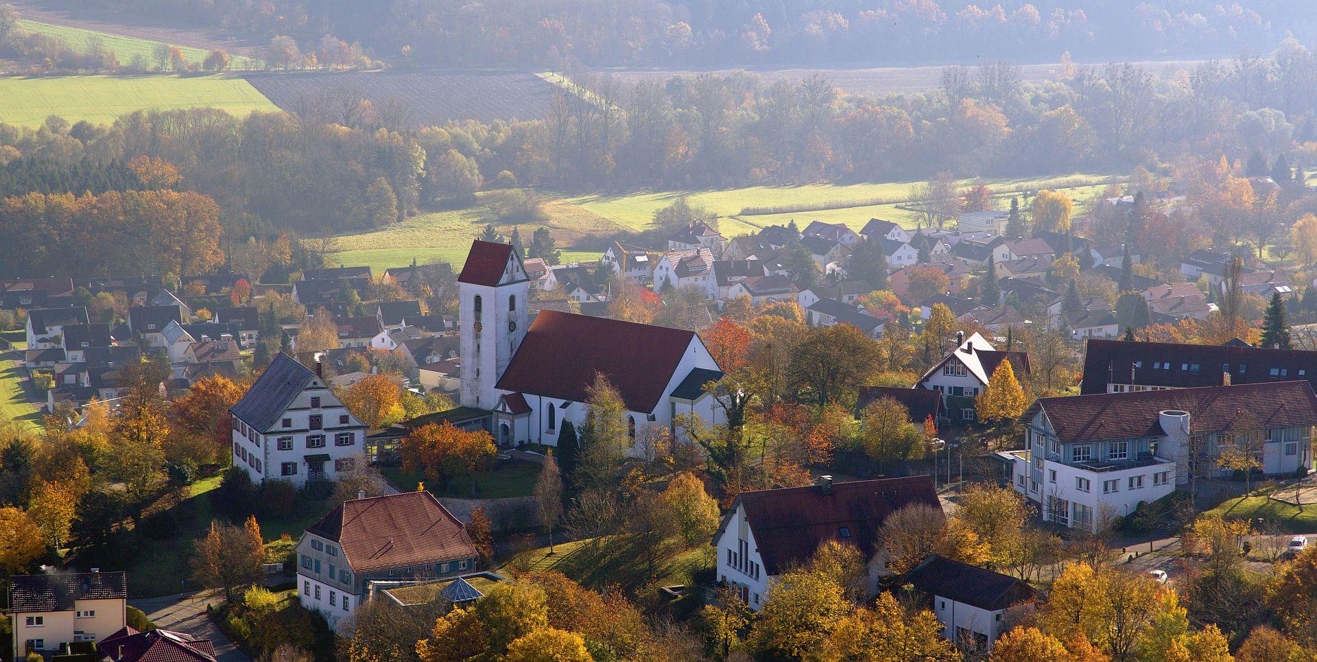 Gemeinde Berg   Einkaufen vor Ort  